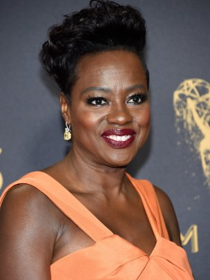 LOS ANGELES, CA - SEPTEMBER 17: Viola Davis attends the 69th Annual Primetime Emmy Awards at Microsoft Theater on September 17, 2017 in Los Angeles, California. (Photo by Kevin Mazur/WireImage)