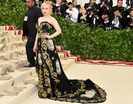 Met-Gala-2018-pictures-Game-of-Thrones-Emilia-Clarke-theme-crown-dress-latest-news-1334394
